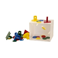 Bank Puzzle Toy and Teach Box - Large