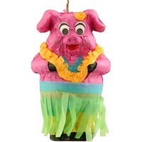 Piggy Pinata - With Treats - Foraging Toy for Parrots
