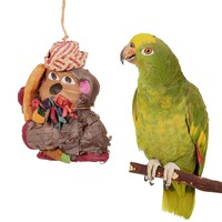 Mike the Monkey Ultimate Pinata Parrot Toy - Fill-Your-Own