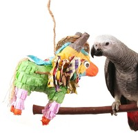 Fill-Your-Own Ultimate Parrot Pinata - Don the Donkey