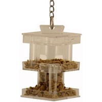 Hide Away Foraging Box Feeder & Refill for Parrots