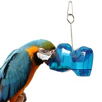 Creative Foraging See-Saw - Enrichment Toy for Parrots
