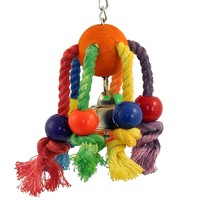 Jiggle Bug Parrot Toy - Small