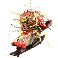 Chew Years Eve! Fun Parrot Toy