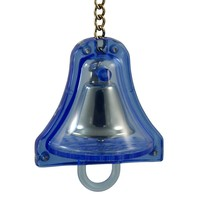 Double Ringer Parrot Bell - Small