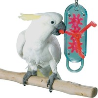 Cog Winder Parrot Toy - Large