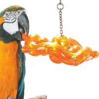 Silly Saucer Parrot Toy - Large