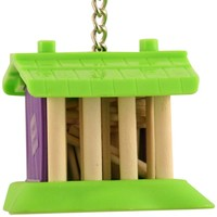 Tiki Takeout - Foraging Toy for Parrots