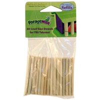 Refill Pack - Small Dowels for Tiki Takeout & House of Treat