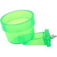 Quick- Lock Crock - Small - Locking Parrot Feeding Bowl