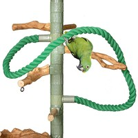 Parrot Tower Rope Perch - Small