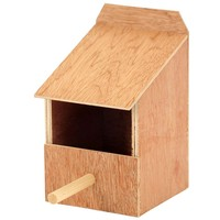 THC Open Front Finch Nesting Box
