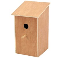 THC Standard Cockatiel Nesting Box with Removable Roof