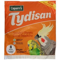 Tydisan Sanded Sheets Round 28/33cm (11/13