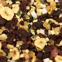 Fruit, Nut, Seed & Berry Treat Mixture for Parrots - 250g