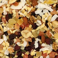 Fruit and Nut Mix Parrot Treat - 250g
