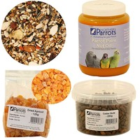 African Grey Food & Treat Pack