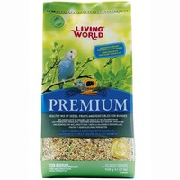 Hagen Living World Budgie Premium Seed 908g
