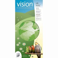 Hagen Vision Cage Paper for Bird Home Large