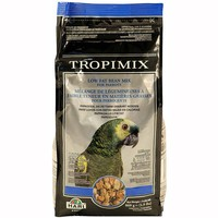 Hagen Tropimix Low Fat Bean Mix for Parrots - 860g