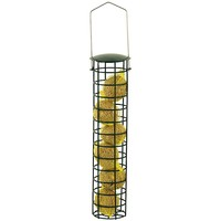 Johnston & Jeff Small 90g Fat Ball Feeder - Holds 6 Balls