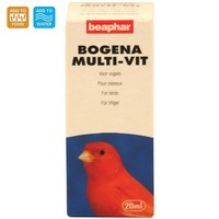 Bogena Small Bird Vitamins - 20ml