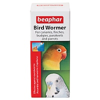 Beaphar Bird Worming Liquid - 10ml