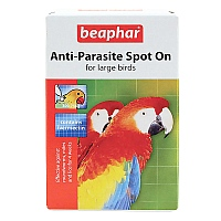 Anti-Parasite Spot On - Greys, Amazons, Macaws etc