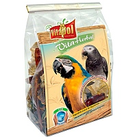 Vitapol Vita Herbal Vegetable Snack Mix for Parrots - 50g