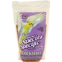 Pretty Bird Cockatiel Select Food - Complete Diet