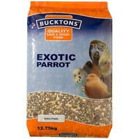 Bucktons Exotic Parrot Food 12.75Kg