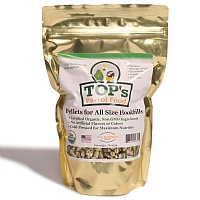 TOP`S  Parrot Food - Large Pellets