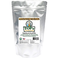 TOP''s Napoleon Small Parrots Seed and Soaking Mix