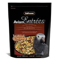 ZuPreem Avian Entrees Wild & Spicy - Parrot - 2lb
