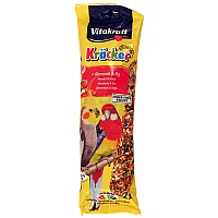 Vitakraft Cockatiel Treat Sticks Almonds & Fig