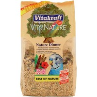 Vitakraft Vita Nature Dinner Budgie Food - 750g