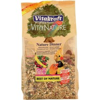 Vitakraft Vita Nature Dinner Cockatiel & Lovebird Food 750g