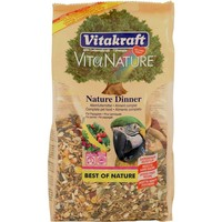 Vitakraft Vita Nature Dinner Parrot Food- 750g