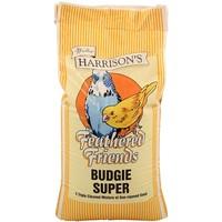 Walter Harrison`s Super Budgie Seed - 20kg