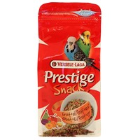Prestige Snack for Budgies - Fruit & Egg - 125g