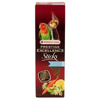 Prestige Excellence Parakeet Treats - Fruit & Veggies - 120g