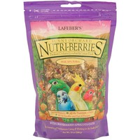 Lafeber NutriBerries Sunny Orchard Small Parrot Food 284g