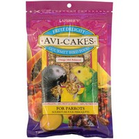 Lafeber Fruit Delight Avi Cakes for Parrots - 227g