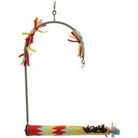Forage `N` Play Swing for Medium Parrots
