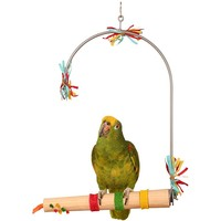 Forage `N` Play Swing for Large Parrots