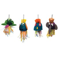 Forage Friends Hanging Toy for Small Parrots