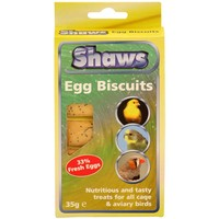 Shaws Egg Biscuits for Birds