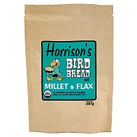 Harrison`s Bird Bread Mix Millet & Flax Organic Parrot Treat