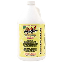 Poop-Off - Bird Clean-Up Liquid Refill - 128oz