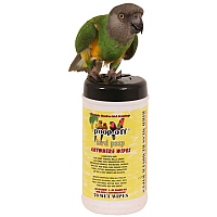 Poop-Off Anywhere - Bird Clean Up Wipes - Pack of 70